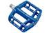 NC-17 Sudpin I Pro bmx pedalen blauw